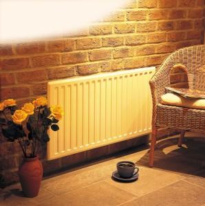 bilde av en radiator